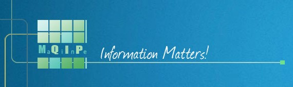 Maine QIP - Information Matters!